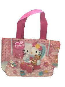 *BRAND NEW* Sanrio Large Hello Kitty Tote / Beach Bag Kawaii