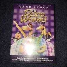 DVD Disco Worms BRAND NEW English French Jane Lynch 2011