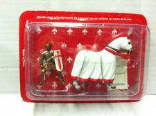Frontline Metal Figures Toy Soldier 1/32 Lead MEDIEVAL MOUNTED KNIGHT MOC