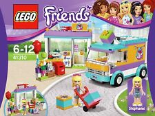 LEGO Friends Heartlake Gift Delivery Set Construction Building Playset Toy 41310