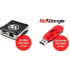 NCK Dongle / NCK Box 1 Year Activation renewal Super Fast activation INSTANT