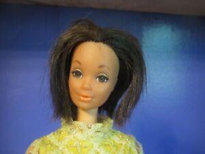 Walk Lively Steffie Vintage 1971 Barbie Mattel Used