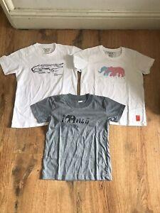 Boys Odel Mugger Crocodile Sri Lanka Bundle X3 t shirt top Age 8 Years