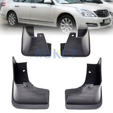 4Pcs Mud Flap Fit For Nissan Teana J32 2009~2012 Maxima Splash Guards 2010 2011