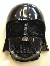 Darth Vader Plastic Mask Movie Fancy Dress Masquerade