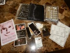 Mary Kay Lot of Business Supplies: Display Trays, Inserts, Samples, Book + MORE