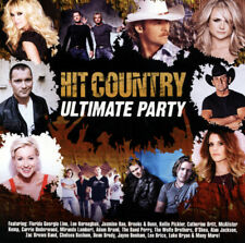 Various - Hit Country - Ultimate Party (2-CD) - Charts/Contemporary Country