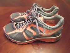 487679-016 WOMEN'S NIKE AIR MAX+ 2012 GRAY PINK RUNNING SHOES SIZE 7