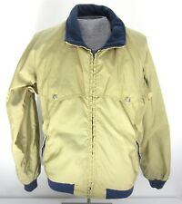 Vintage The North Face Jacket Shell Brown Label Mens Size L Large Made in USA