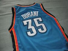 KEVIN DURANT OKLAHOMA CITY Basketball THUNDER JERSEY Large 14-16 Adidas