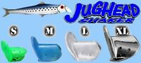 Jonson Lure Jughead Shaker Fresh & Saltwater Teaser Hood Bait Holder Head Rig