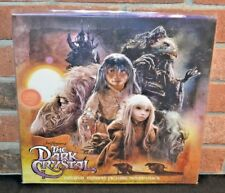 THE DARK CRYSTAL - Soundtrack, Ltd/300 35th Anni 180G COLORED VINYL #'d Jacket