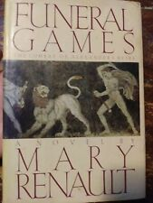 Funeral Games by Mary Renault. Turmoil in the succession of Alexander's empire.