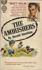 (Matt Helm) The Ambushers by Donald Hamilton