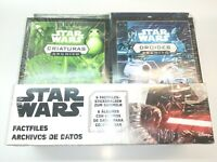Star Wars Fact File Box - Full Set of 6
