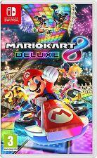 *mario Kart 8 Deluxe - Nintendo Switch
