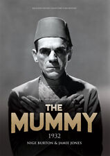 The Mummy 1932 Large Softcover Book Universal Movie Monsters Ultimate Guide!