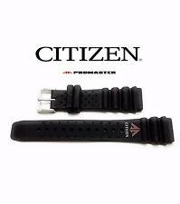 Citizen Watch  Original Promaster Black Rubber Diver Strap AJ0100-02E 59-97541