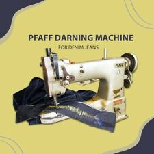 pfaff darning machine