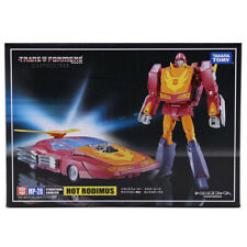 Transformers Takara Tomy Masterpiece MP-28 Hot Rodimus Toy Gift New In Box