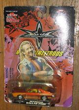 WCW NITRO STREETRODS  WILLYS Diamond Dallas Page AMC AMX 1-64 USA Import