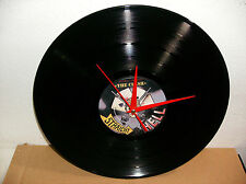 "THE CLASH Straight To Hell 12"" VINYL LP  Wall Clock"