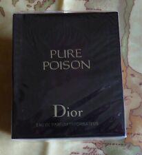 Profumo Eau de Parfum DIOR PURE POISON Pour Femme - 100 ml - Nuovo Sigillato
