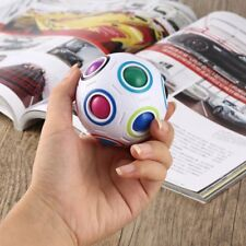 Rubik's Cube Rainbow ball conjunto multidimensional de juguetes educativos