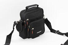 Herrentasche Gürteltasche Tasche schwarz NEU Bauchtasche für Urlaub, Reise usw
