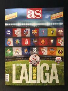 ★ GUIA AS de LA LIGA 2021/22 - Futbol Femenino - Liga Española - NEW