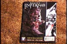 DANTES INFERNO  #5 COMIC BOOK VF/NM
