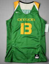 Nike Women's Oregon Ducks Basketball Jersey 802342-377 Medium FC323