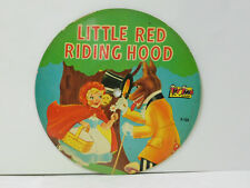 Unknown Artist 78 (picture disc) Little Red Riding Hood   Toy Toon G