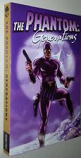 THE PHANTOM GENERATIONS (Moonstone 2009 TP TPB Illustated Anthology Novellas)