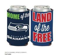 Seattle Seahawks Patriotic Dosenkühler NFL Football Can Cooler