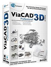 ViaCAD 3d Professional 10 PC Software