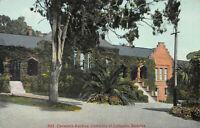 Chemistry Building, University of California, Berkeley, Early Postcard, Unused