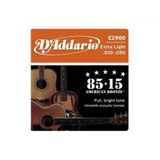 D'ADDARIO EZ900 CORDE CHIT. ACUST 10-50