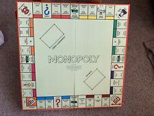 Vintage Waddingtons Monopoly Board Game 1970's ?