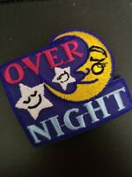 Girl Scout Fun Patch Overnighter