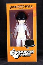 "A Clockwork Orange: Alex Mezco Toyz Living Dead Dolls 10"" LDD Doll"