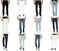 Levis 511 Slim Fit Jeans Mens Slim Slightly Tapered Leg Zip Fly Low Rise Denim