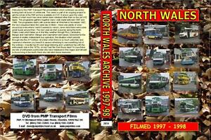 2814. North Wales Archive  UK. Buses. Volume 4. This film was taken in Oct 1997