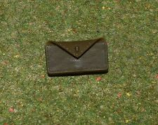 VINTAGE ACTION MAN 40th LOOSE GREEN MEDIC POUCH 1/6 SCALE
