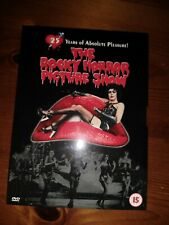 The Rocky Horror Picture Show (DVD, 2004, 2-Disc Set, Box Set)