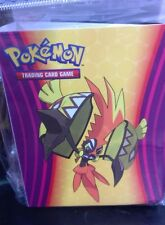 Pokemon Sun & Moon Guardians Rising Mini Binder NO BOOSTER INCLUDED Free Post