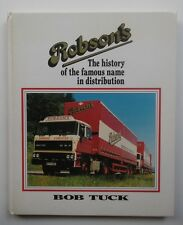 BOB TUCK Robson's The History of the Famous Name in Distribution