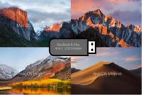 Mac 4-in-1 USB Boot Recovery Drive: El Capitan - Sierra - High Sierra - Mojave