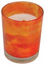 Woodwick Candle - 13oz DECAL VETRO ZUCCA Strudel-presenti, Candele profumate