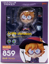 Nendoroid #859 Lotte Jansson Little Witch Academia AUTHENTIC GSC IN STOCK